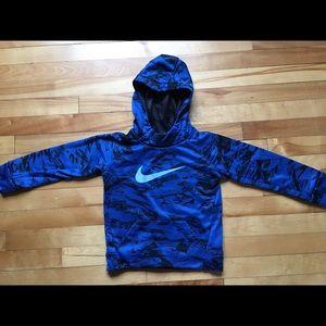 Nike size 4 kids sweater